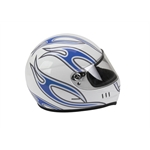 Speedway Changeable Helmet Graphics, Loud Pedal