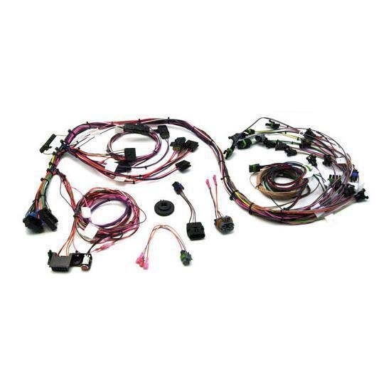 Painless Wiring 60102 1986-1989 GM Tuned Port Mass Air Engine Harness