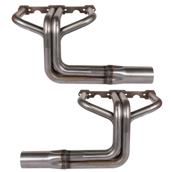 Small Block Chevy 1932 Hi-Boy Headers, Plain