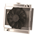 Henchcraft Chassis Mini Lightning Sprint Radiator w/Fan