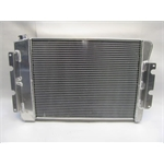 Garage Sale - AFCO Direct Fit 1967-69 Camaro Aluminum Radiator
