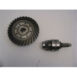Garage Sale - Loaded Halibrand V8 Ring And Pinion, 3.54:1