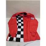 Garage Sale - Finishline Two Layer Jacket Only, Red, Size XXXL