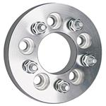 Trans-Dapt 3616 Billet Wheel Adapters, 5 on 5-1/2 to 5 on 4-1/2