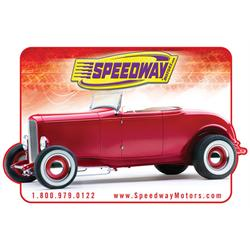 Speedway 1932 Roadster Mouse Pad