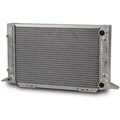 AFCO 80107NZ Scirocco-Style Dual Pass Radiator RH In/Outlet 1.25 OD NF