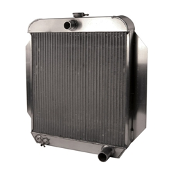 AFCO 1953-56 Ford Truck Aluminum Radiator, Chevy Engine