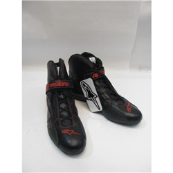 Garage Sale - Alpinestars Tech 1-T Racing Shoes, Size 7.5