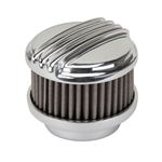 OTB Gear 4270 Rochester 2-G Mohawk Air Cleaner, Polished