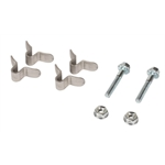 Dynatech 794-00313 U-Tab Kit - 4 Tabs, 2 Bolts