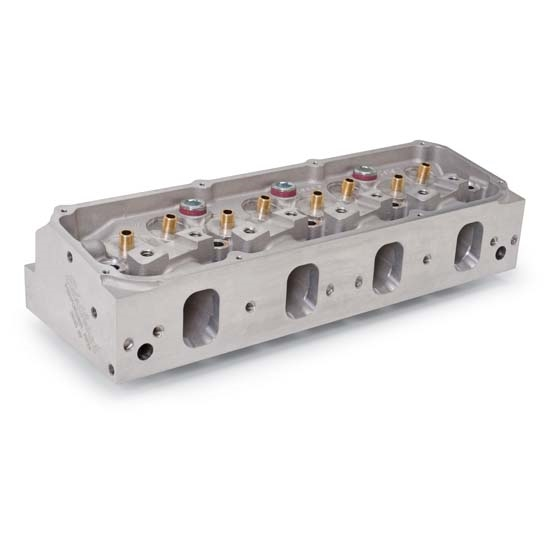 Ford 5 4 Cylinder Head Plug: Edelbrock 61689 Performer RPM Cylinder Head, Aluminum