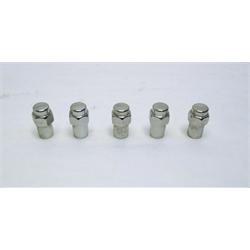 Garage Sale - 7/16 Inch-20 Standard Mag Wheel Lug Nuts, 3/4 Inch Shank
