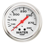 Speedway 2 5/8 Inch Water Temperature Gauge