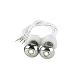 DEi 030303 Lite N Boltz LED Bolts, White