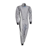 Garage Sale - Sparco Xlight EVO4 ERGO Suit, White, Size Large