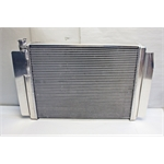 Garage Sale - AFCO Performance Aluminum Radiator, 26-3/4 x 18-1/2 Inch, GM