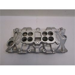 Garage Sale - Edelbrock 5425 Small Block Chevy Dual Quad Intake Manifold