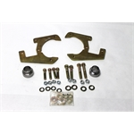 Garage Sale - Basic Disc Brake Kit, 1948-56 Ford Half-Ton, 5 on 5-1/2 Inch