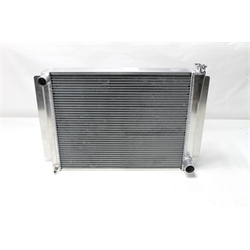 Garage Sale - AFCO Direct Fit 1960-68 Chevy Impala/Caprice Aluminum Radiator, No Trans Cooler