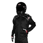 Garage Sale - Bell Pro Drive II Single Layer Jacket Only, Black, Size Xl