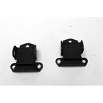 Garage Sale - 3-Bolt Chevy Rubber Motor Mounts for 90 Degree V6, SB/Big Block V8