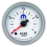 Auto Meter 880027 Mopar Digital Stepper Motor Fuel Level Gauge