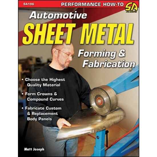 sheet metal fabrication book pdf