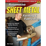 Book/Manual - Automotive Sheet Metal Forming and Fabricating