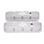 Edelbrock 41779 Classic Series Valve Cover Set, Small Block Dodge