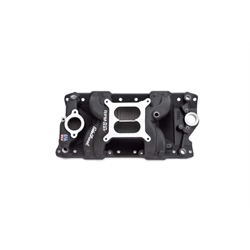 Edelbrock 75013 NASCAR Edition RPM Air-Gap Intake Manifold, SB Chevy