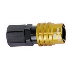 Jiffy-Tite 51312 Quick Connect Fluid Fittings, -12 AN Female Socket