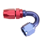 Fragola 231509 150 Degree Adapter Hose End Fitting, -8 AN to -10 AN