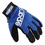 Garage Sale - Sparco Mecha 2 Gloves XX-Large Blue