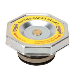 High Pressure Radiator Cap, 22-24 Lbs