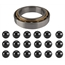 Low Drag Angular Contact Grand National Bearing - Ceramic Ball Bearing
