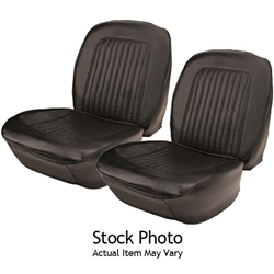 PUI 69AS16U Bucket Seat Upholstery, 69 Chevelle/El Camino