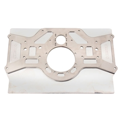 Shcnee® Chassis Raised Rail Sprint Rear Motorplate, 7-1/2 Motor Height