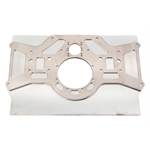 Schnee Chassis Raised Rail Sprint Rear Motorplate, 7-1/2 Motor Height