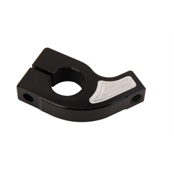Black Aluminum Torsion Stop