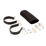 Walbro Inline Fuel Pump Installation Kit with Brackets