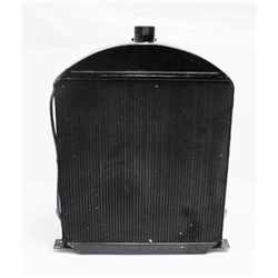 Garage Sale - Walker C-487-1 Cobra 1928-1929 Ford Model A Radiator for Chevy Engine