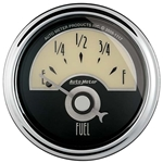 Auto Meter 1107 Cruiser AD Air-Core Fuel Level Gauge, 2-1/16 Inch