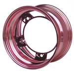 Aero 51-980540PIN 51 Series 15x8 Wheel, Spun, 5 on WIDE 5, 4 Inch BS