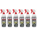 Lucas 10513 Slick Mist Tire and Trim Polish, Case of 6 Bottles