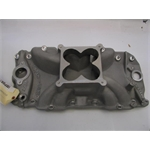 Garage Sale - Offenhauser Chevy 396-454 SuperSonic Intake Manifold for Holley 4500