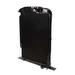 Walker Z-495-1 Z-Series 1937-1939 Ford Standard Radiator-Chevy Engine
