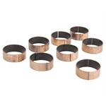King Connecting Rod Engine Bearings for Small Block Chevy, Set of 8