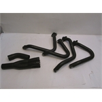 Garage Sale - Viper Pipes Suzuki 2008-Up GSXR 1000CC Upright Mini Sprint Headers