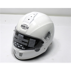 Garage Sale - Sparco 0033051 WTX-5W Racing Helmet, Large