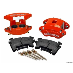 Garage Sale - Wilwood 140-12100-R D154 Front Caliper Kit, 1.62 Piston/.81 Rotor